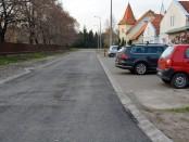 Szilárd burkolatot kapott a Szent-Györgyi utca
